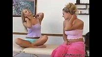 Massage Turns Into Lesbian