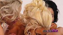 Nicolette Shea,Nina Elle,Victoria June - The Bean Bag thumbnail
