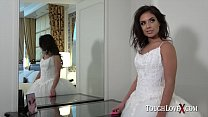 TOUGHLOVEX Jynx Maze cheats before her wedding preview image