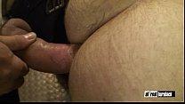 Bareback Groupsex in Sexshop Image