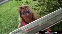 Amateur Real Hot GF (kimmy fabel) Perform Sex On Camera video-16