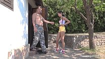 Old-n-Young.com - Lady Dee - Sun, garden, hard ... Thumbnail