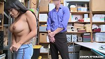 Thandie Newton Nude: Lp Officer Doggystyle Fuck Aryana Amatista Romping Her With His Man Meat! thumbnail