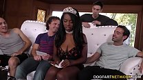 Anal Sut Daya Knight Enjoys Her Birthday Gangbang pornhub video
