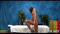 Legal age teenager girl shows her love for rod of her friend
