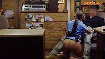 Busty Police Officer Pounded By Pawn Guy | siro-2455 thumbnail