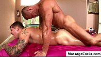 Massagecocks Anal Fucking Massage
