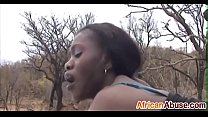 Obedient black babe from Africa gets pussy exploitedn-gefick-vol1-3-edit-ass-3-4 pornhub video