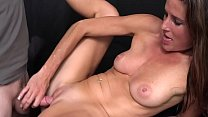 MILF Trip - Athletic brunette MILF fucked by fat cock - Part 2 thumbnail