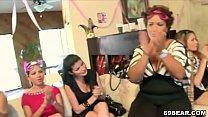 CFNM Sex Party - girl wanks dog thumbnail