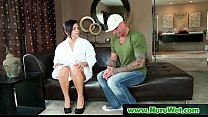 Nuru Massage slippery sex video 09 Vorschaubild