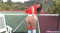 Twistys - (Dani Daniels) starring at After The Match Thumbnail