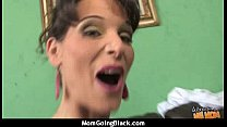 Mature Lady in Interracial Amateur Video 27