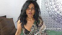 Bhabhi-devar Roleplay in Hindi POV image