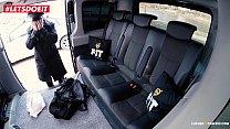 Czech teen goes Balls Deep in Taxi thumbnail