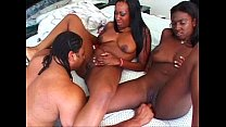 Angel Eyes Threesome