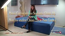 Studentin Chiara beim Porno-Casting - SPM Chiara22 TR01 Vorschaubild