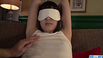 Obedient Yume Aoi fucked hard and made to swall...
