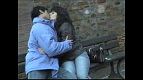 Sherif Taliani with Francesca Conti with n kissing Clip
