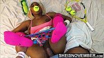 Extreme Neck Choking Cute Ebony Babe Rough Sex ...