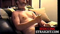 Straight Amateur Gets Jerked Off By Older Guy