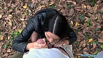 11315 Public Agent MILF loses handbag and her panties preview