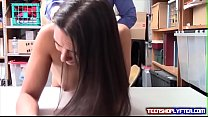 To Keep Clean Record Teen Shoplyfter Gets Dirty preview image