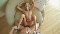 Tiny4K Meaty pussy fucked by big dick with tiny...