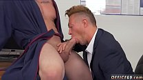 Straight broke men first time and baseball player having gay sex We