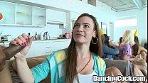 Bachelorette Loft Party on dancing cock pornhub video