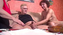 ▶▶ GRANDPA FUCK TWO GERMAN OLD WOMAN IN THREESOME TABOO ◀◀