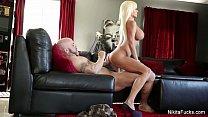 Nikita Von Jamesgets fucked a hard POV fuck pornhub video