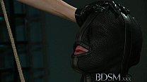 BDSM XXX Slave boy gets tied up and receives more than he bargained Vorschaubild