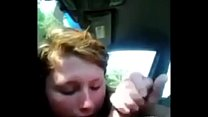 My ginger sister lick balls - PervMily.com