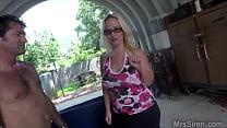 Sexy hd mom - Monday Morning Bukkake thumbnail