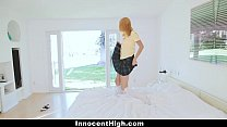 InnocentHigh - Teen Skips School and Fucked By Principal thumbnail
