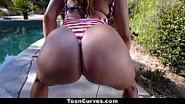 TeamSkeet - Big Titty Teen Fourth Of July Fuckfest Preview