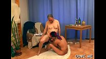 Small titted amateur gets fucked in lots of poses by old dude - Download mp4 XXX porn videos