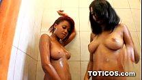 Toticos Sexy Dominican chicas black latina happy hour