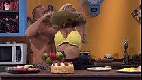 Bridgette B. Horny For Cake