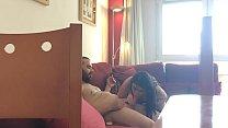 67 Tomas falsas follando con su novia en la silla del salón de casa's Thumb