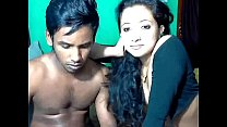 5732 Beautiful Young Indian Girl Having Hot Sex With BF On cam (HD) preview