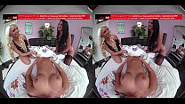 Vr3D: 3 Girl Orgy In The Morning With Joleelove, Lillyvanilly & Jackyvalentine
