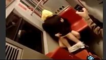 Sex In de Metro! pornhub video