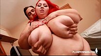 Redhead SSBBW Jaymez Ryder Fucks Big Latin Cock pornhub video