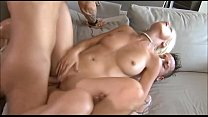 Hot blonde Magma Mia with two friends preview image