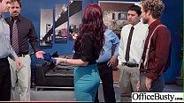 Hardcore Bang With Horny Big Tits Office Girl (... thumb
