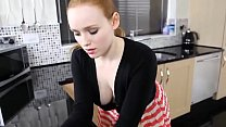 Downblouse redhwad pale skin saggy boobs searching for keys.voyeur Preview