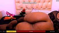 Ebony Porn - Big Booty BBW Waiting To Get Fuck In The Ass