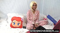 Ebony Step Daughter Msnovember Is Fucked In Room Hardcore Dad Sex & Blowjob POV صورة